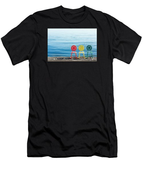 Available Seats Men's T-Shirt (Athletic Fit)