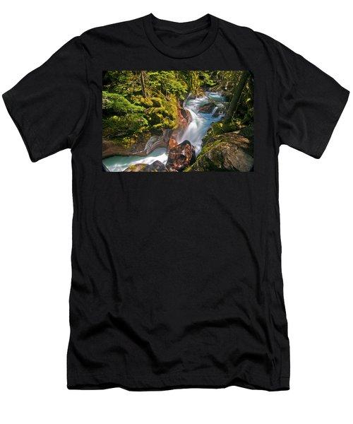Avalanche Gorge Men's T-Shirt (Athletic Fit)