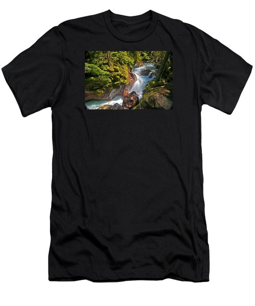 Avalanche Gorge Men's T-Shirt (Athletic Fit)