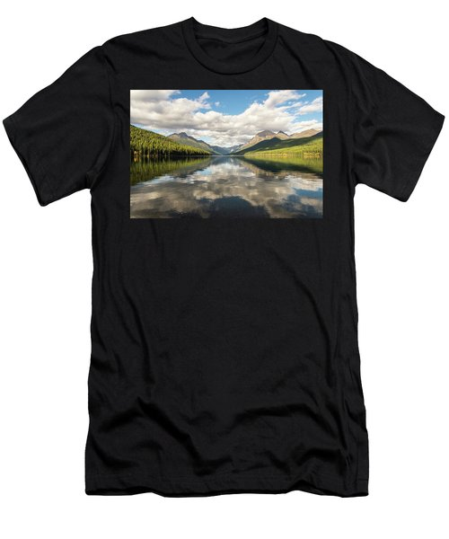 Avenue To The Mountains Men's T-Shirt (Athletic Fit)