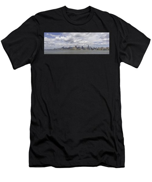 A View From New Jersey 1 Men's T-Shirt (Athletic Fit)