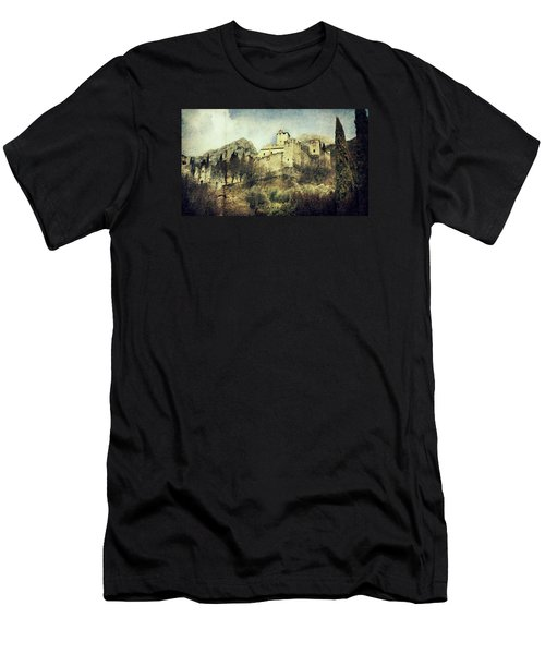 Avio Castle Men's T-Shirt (Slim Fit)