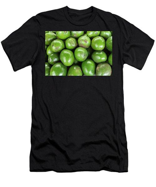 Avocados 243 Men's T-Shirt (Slim Fit) by Michael Fryd