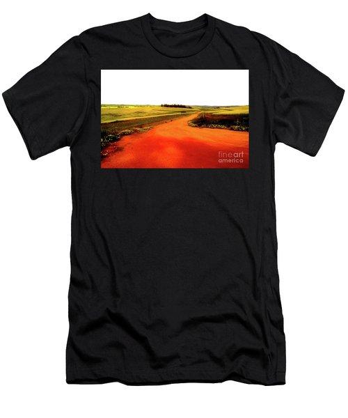 Avon Valley Pastures Men's T-Shirt (Athletic Fit)