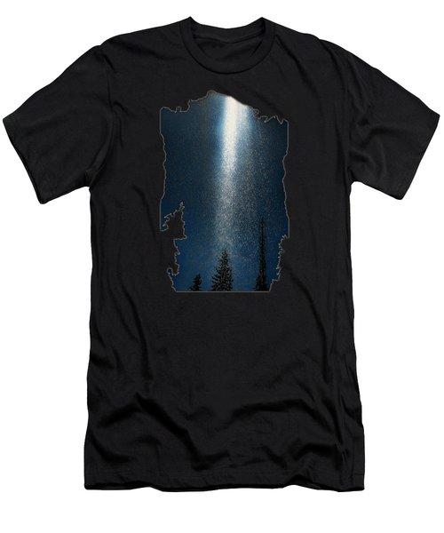 Men's T-Shirt (Slim Fit) featuring the photograph Awakening Light by Jim Hill