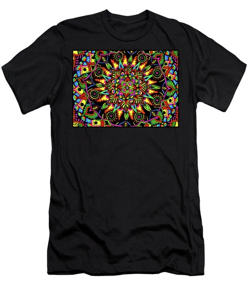 Axis Of Change Men's T-Shirt (Athletic Fit)
