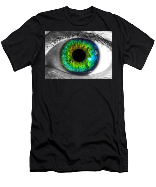 Aye Eye Men's T-Shirt (Athletic Fit)