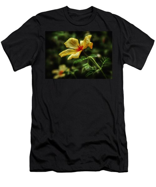 Az Poppy Men's T-Shirt (Athletic Fit)