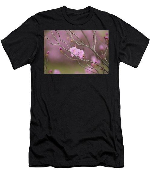 azalea III Men's T-Shirt (Athletic Fit)