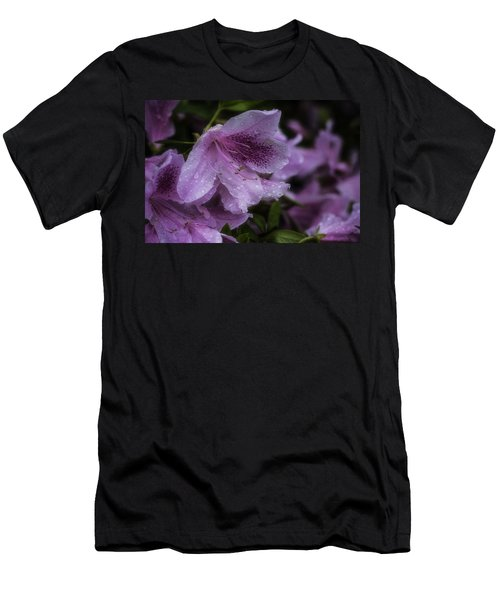 Azalea In Bloom Men's T-Shirt (Athletic Fit)