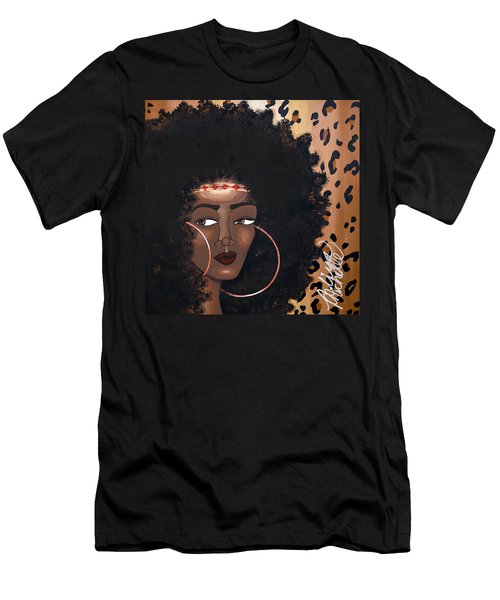 Azima Men's T-Shirt (Athletic Fit)