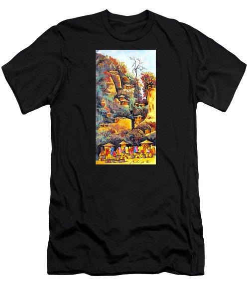 B 364 Men's T-Shirt (Athletic Fit)