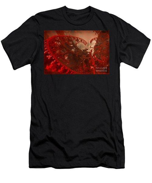 B Type Men's T-Shirt (Athletic Fit)