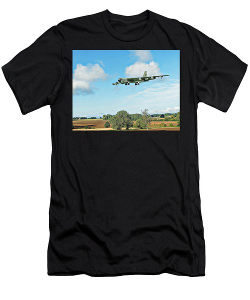 B52 Stratofortress -2 Men's T-Shirt (Athletic Fit)