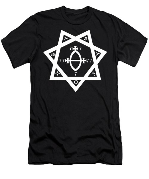 Babalon Seal Men's T-Shirt (Athletic Fit)