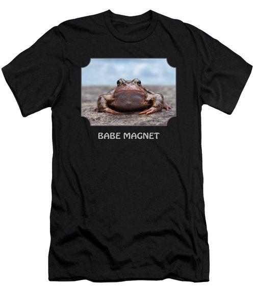 Babe Magnet Men's T-Shirt (Athletic Fit)
