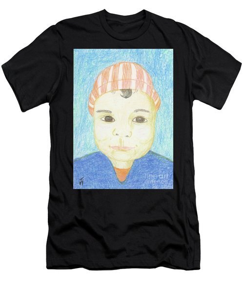 Baby Catherine Men's T-Shirt (Athletic Fit)