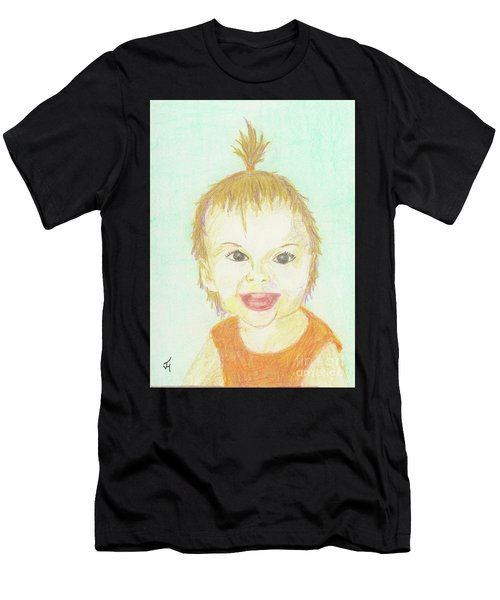 Baby Cupcake Men's T-Shirt (Athletic Fit)