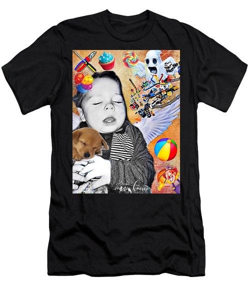 Baby Dreams Men's T-Shirt (Athletic Fit)