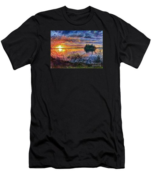 Baby Island Glory Men's T-Shirt (Athletic Fit)