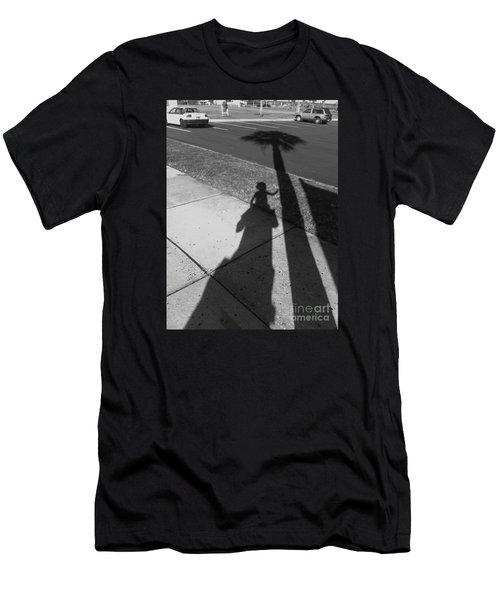 Baby Palm Men's T-Shirt (Athletic Fit)