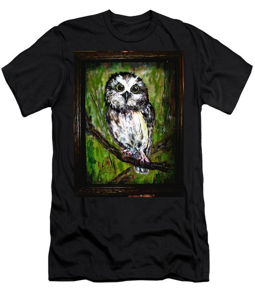 Baby's Eyes Men's T-Shirt (Athletic Fit)