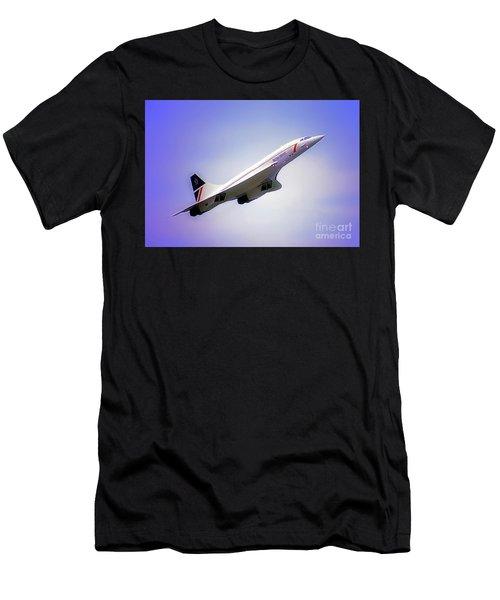 Bac Concorde  Men's T-Shirt (Athletic Fit)