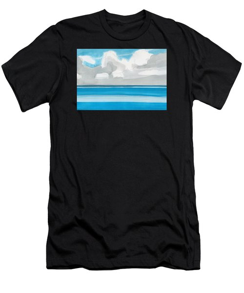 Bacalar, Mexico Men's T-Shirt (Athletic Fit)