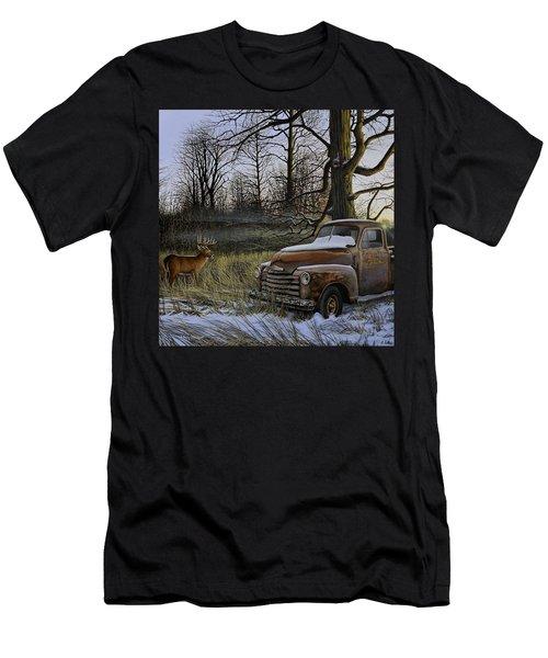 Back Forty Men's T-Shirt (Athletic Fit)
