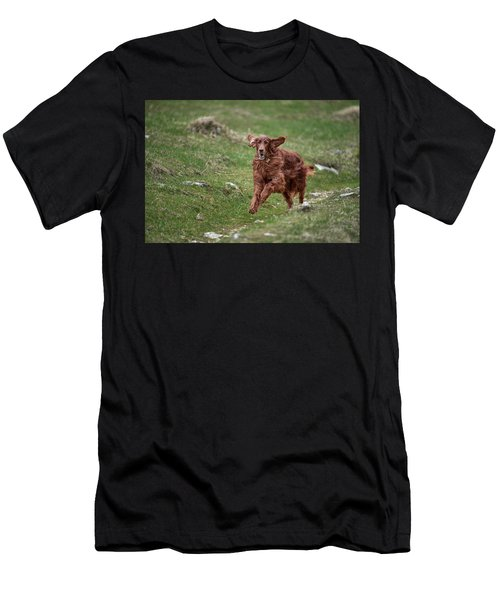 Back In Game Men's T-Shirt (Athletic Fit)