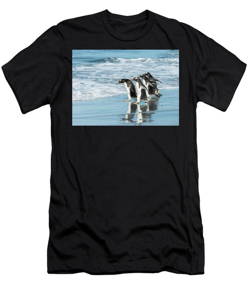 Back To The Sea. Men's T-Shirt (Athletic Fit)
