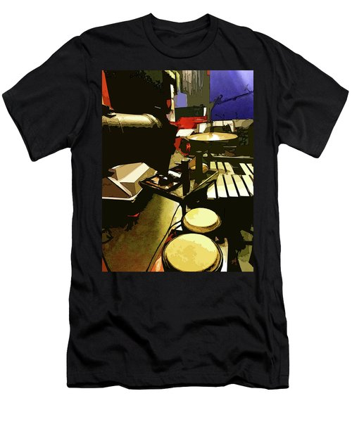 Backstage, Putting It Together Men's T-Shirt (Athletic Fit)