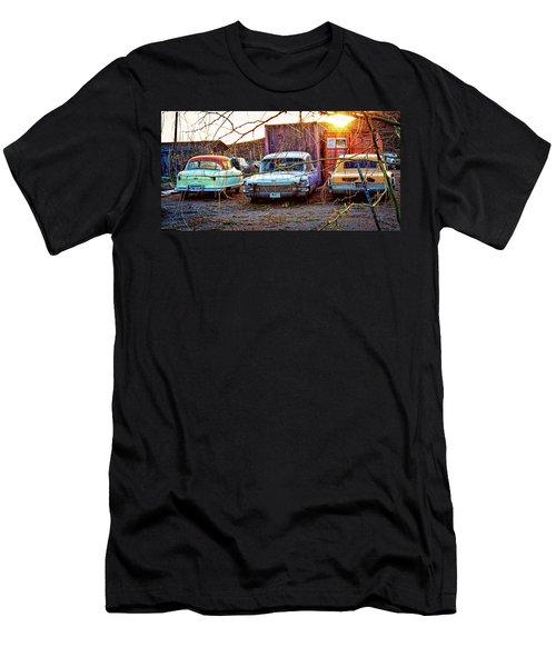 Backyard Jewells Men's T-Shirt (Athletic Fit)
