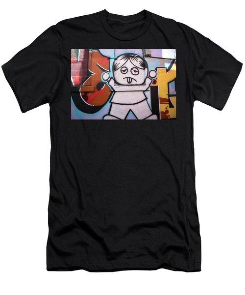 Bad Beans Men's T-Shirt (Athletic Fit)