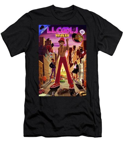 BAD Men's T-Shirt (Athletic Fit)