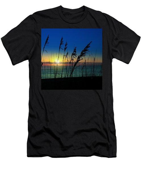 Bad Sea Oats  Men's T-Shirt (Athletic Fit)