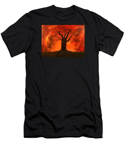 Bad Tree Men's T-Shirt (Athletic Fit)