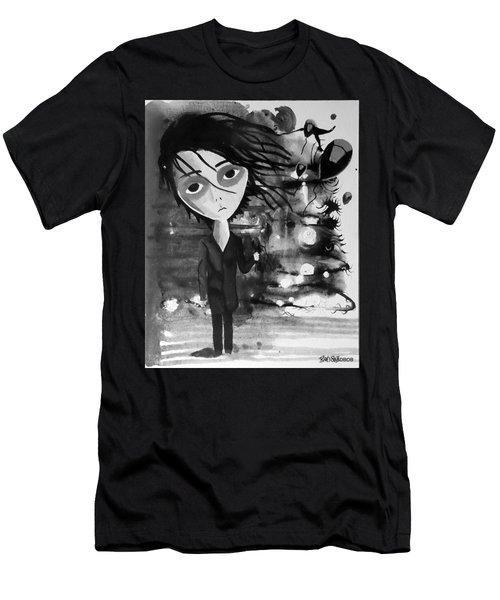 Badboydoll Men's T-Shirt (Athletic Fit)