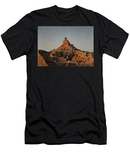Badlands At Sunrise Men's T-Shirt (Athletic Fit)