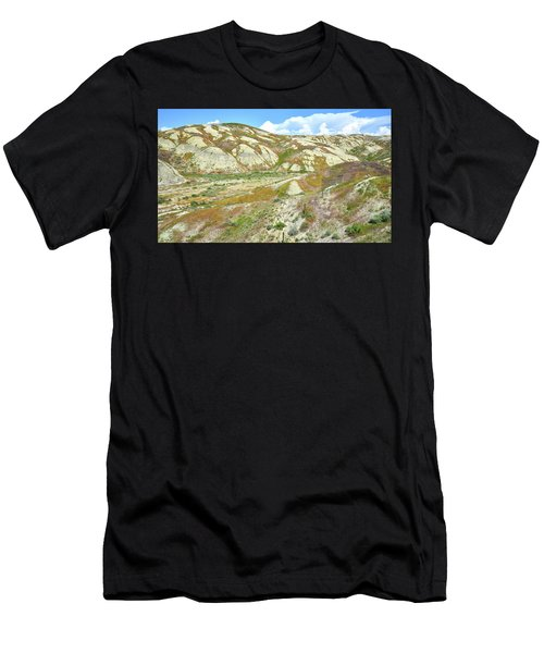 Badlands Of Wyoming Men's T-Shirt (Athletic Fit)