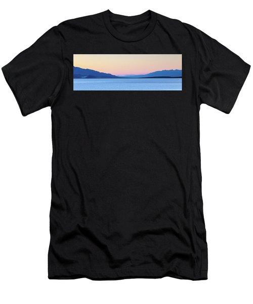 Badwater - Death Valley Men's T-Shirt (Athletic Fit)