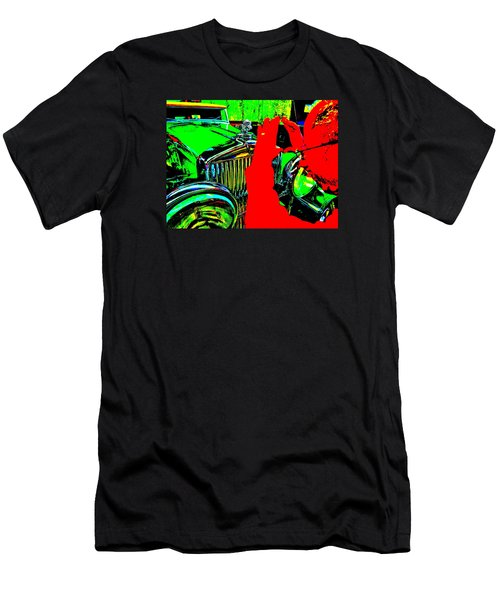 Bahre Car Show II 22 Men's T-Shirt (Slim Fit) by George Ramos