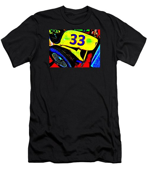 Bahre Car Show II 34 Men's T-Shirt (Athletic Fit)