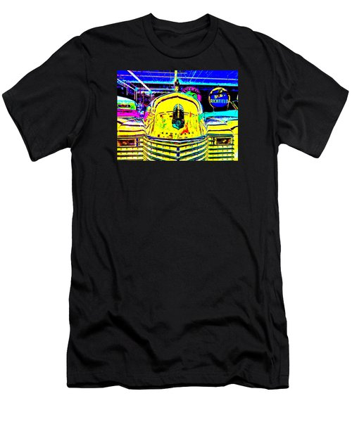 Bahre Car Show II 42 Men's T-Shirt (Slim Fit) by George Ramos