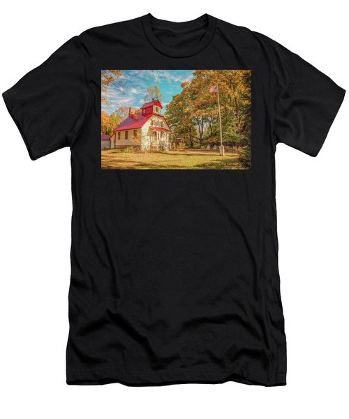 Baileys Harbor Keepers House Men's T-Shirt (Athletic Fit)