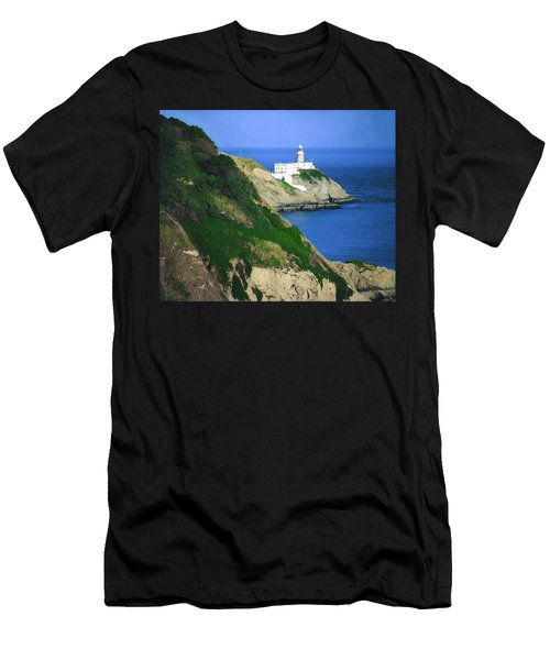 Baily Lighthouse, Howth, Co Dublin Men's T-Shirt (Athletic Fit)