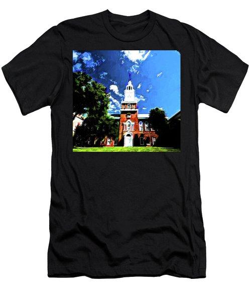 Baker Berry Men's T-Shirt (Athletic Fit)