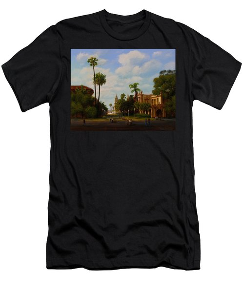 Balboa Park Men's T-Shirt (Athletic Fit)