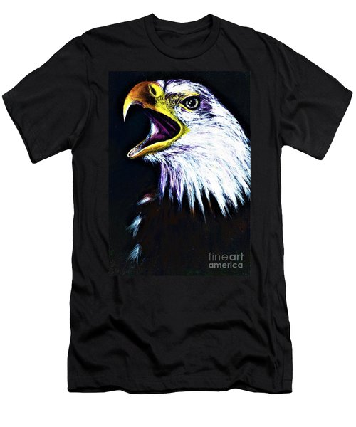 Bald Eagle - Francis -audubon Men's T-Shirt (Athletic Fit)