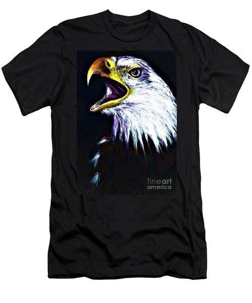 Bald Eagle - Francis -audubon Men's T-Shirt (Athletic Fit)